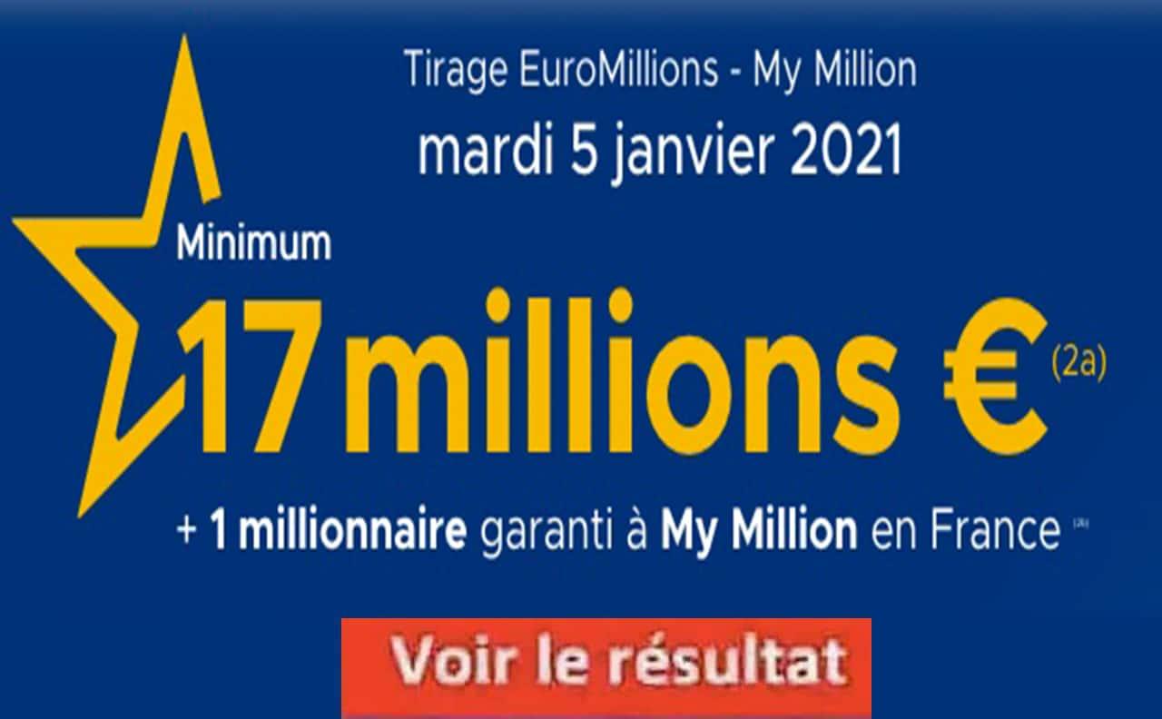 Tirage euromillions - résultat, actualités, statistiques et pronostics : tous les outils pour gagner !