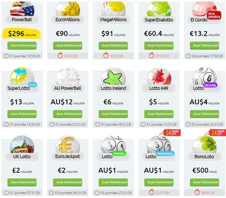 Latest austria lotto results online