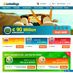 Lottery sites - top 10 best online lottery websites | legit lotto sites