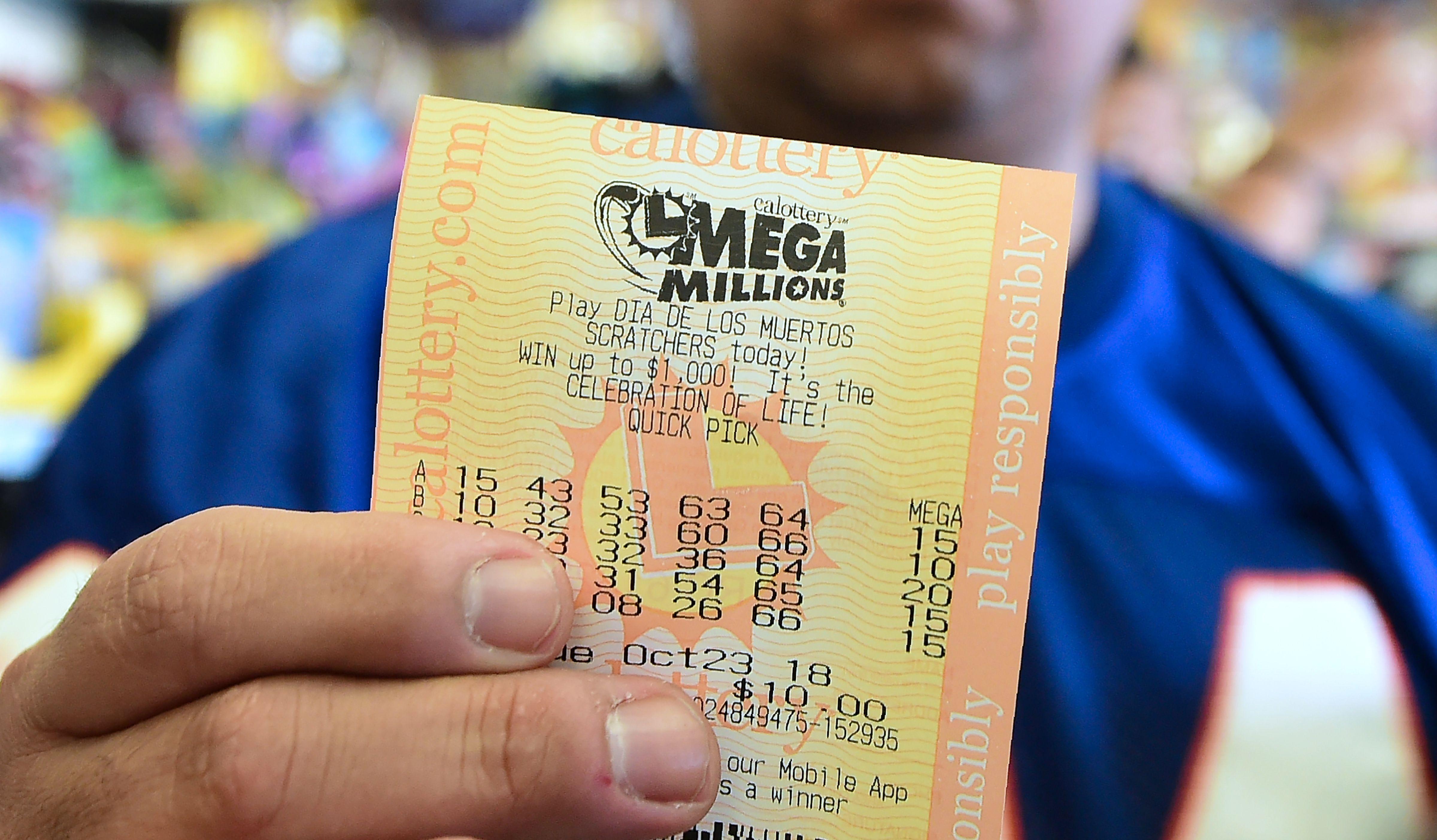 The top 10 biggest mega millions winners