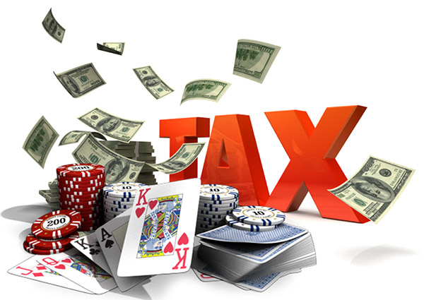 Налоги в сша