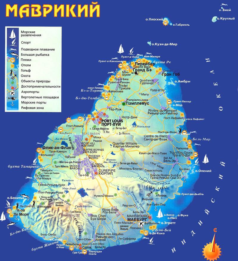 Казино на маврикии - отдых, преимущества, расположение на карте