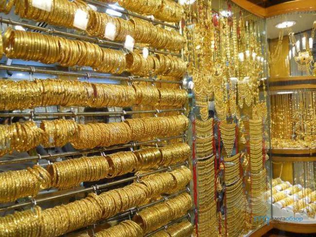 Как купить золото в эмиратах
