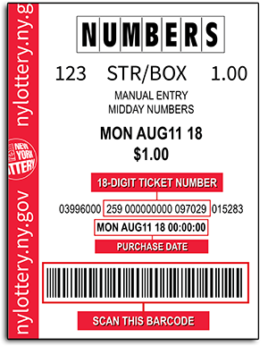New york lottery & online tickets
