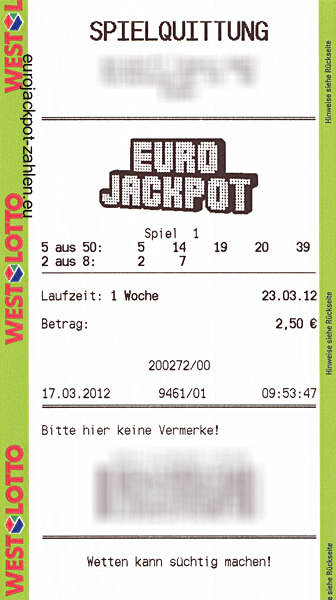 Wie spielt man eurojackpot: spielerklärung und preisvergleich