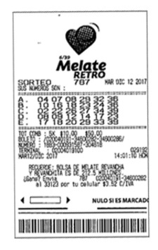 Melate results | mexican lottery numbers | lottosmile