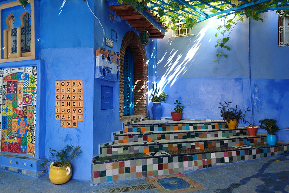 Morocco - Attraction, recreation, peculiarities, kitchen, shopping