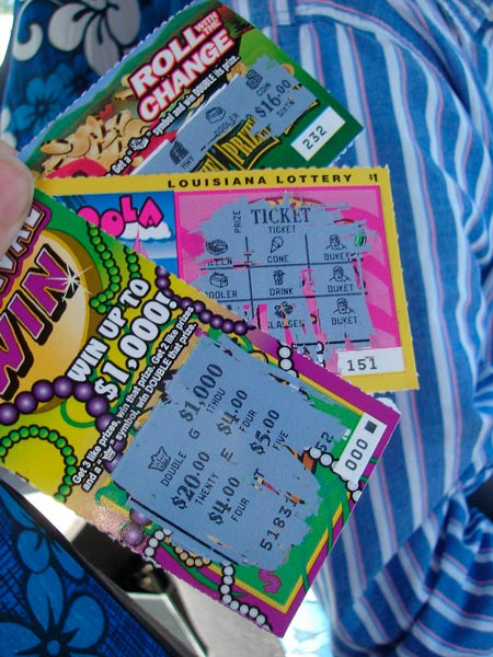 Как обмануть лотерею и получить миллион: история американского пенсионера - наши в сша