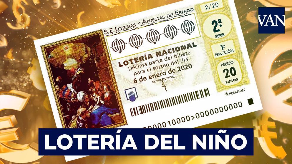 Kontrollera ditt barns lotteri 2021