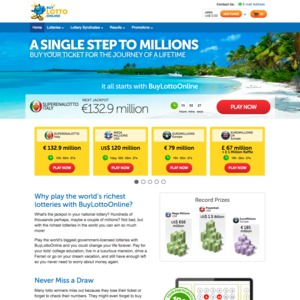 Lottery sites: 2021's top lotteries available online at compare.bet™