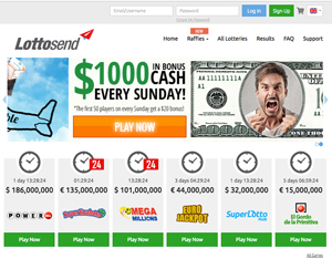 Lotto online | all the lotto jackpots of the world accessible online